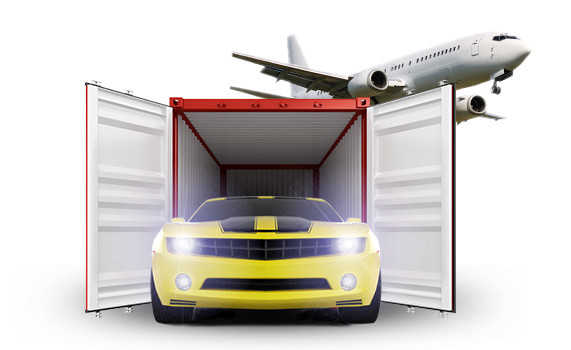 Air Freight Auto Transport