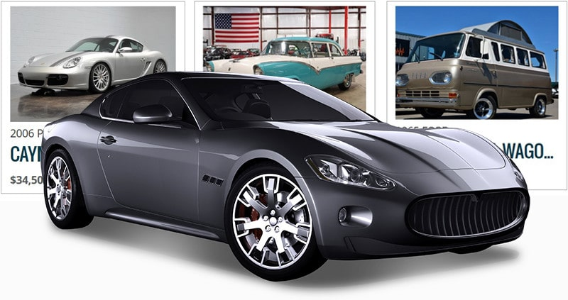 Car Buying & Shipping to China from USA & Germany