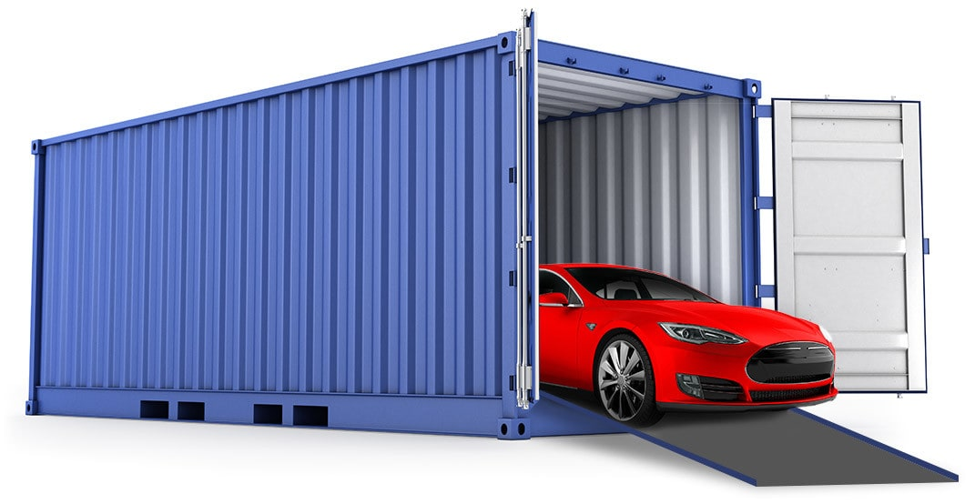 Electric Car Buying Shipping Service from USA - Germany - UAE