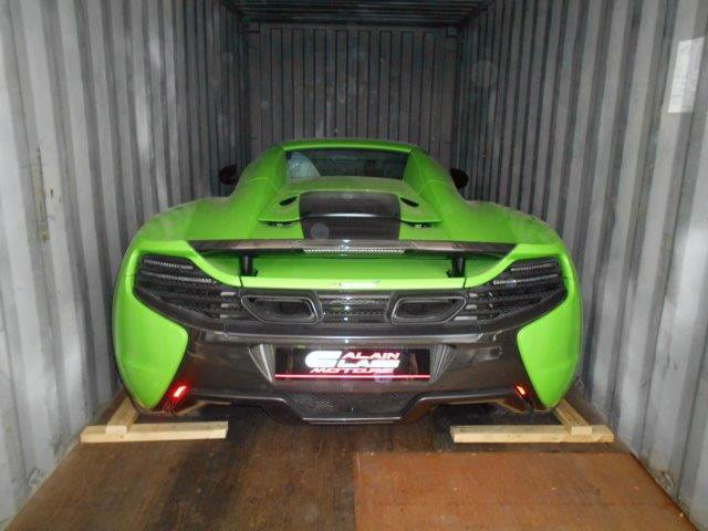 Car Shipping to UK