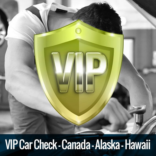 VIP Car Check & Inspection CA - AK - HI
