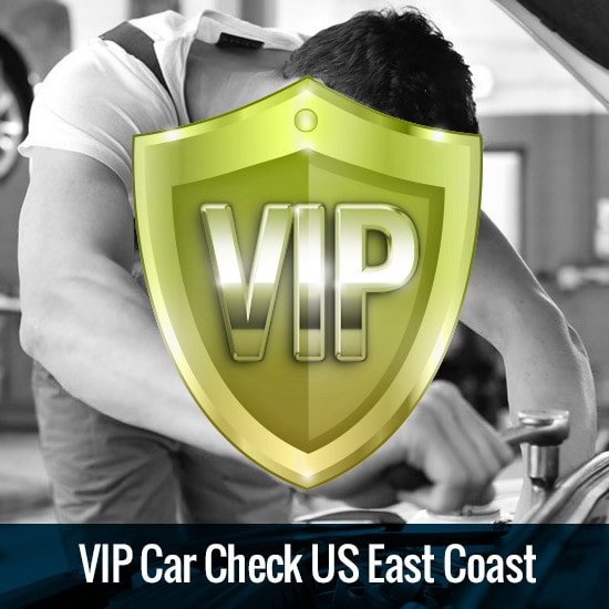 VIP Car Check & Inspection US East Coast