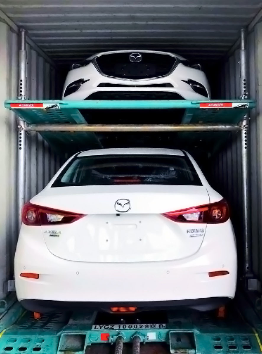 Car Shipping to Australia