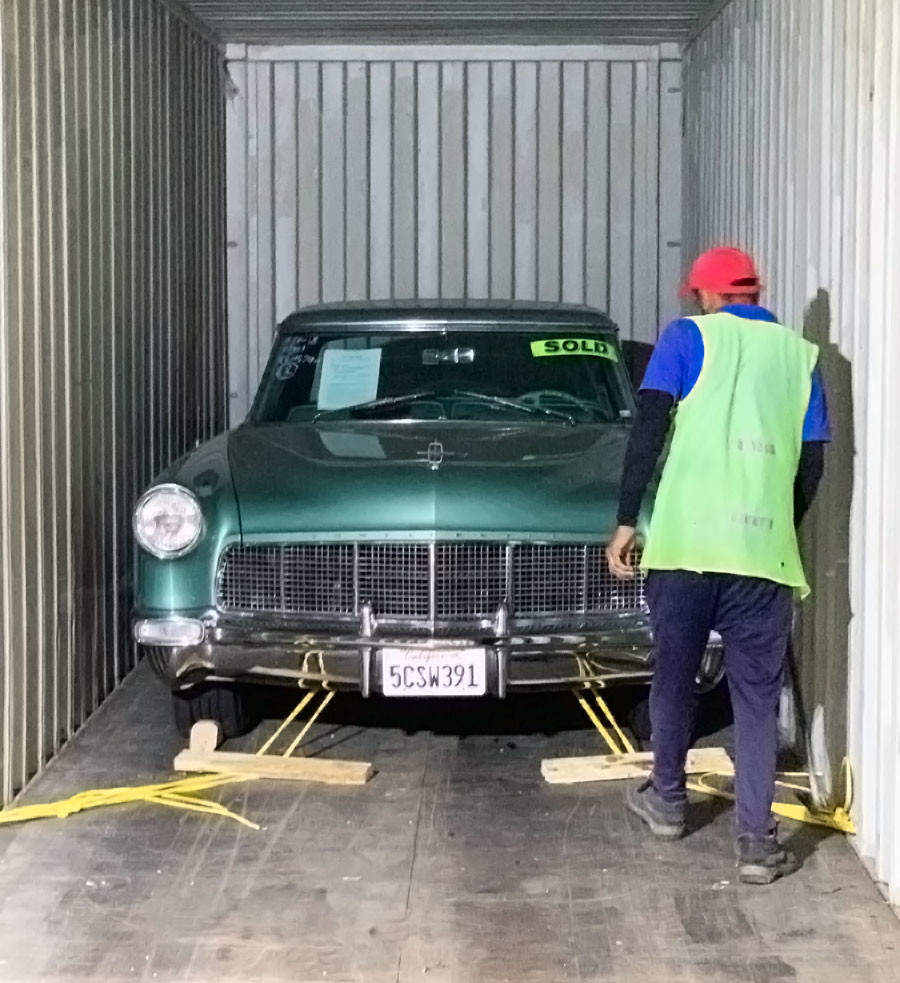 Car Shipping to Egypt